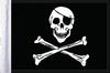 FLG-JR15 Jolly Roger flag 10x15