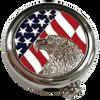 U.S. Flag with Eagle