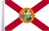 FLG-FL  Florida Flag 6x9