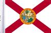 FLG-FL  Florida Flag 6x9