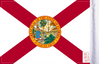 FLG-FL  Florida Flag 6x9 (BACK)