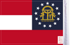 FLG-GA Georgia Flag 6x9 (BACK)