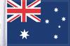 FLG-AUS15 Australia Flag 10x15