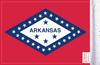 FLG-AR Arkansas Flag 6x9 (BACK)