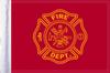FLG-FIRF15 Firefighter 10x15 flag