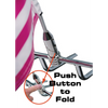 #RFM-FLD push button to fold (toward bike)