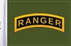FLG-RNGR Army Ranger 6x9 flag