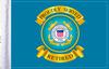 FLG-RTCGD  Coast Guard RETIRED 6x9 flag