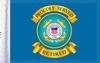FLG-RTCGD15 Coast Guard RETIRED flag 10x15