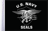 FLG-NVSEAL  Navy Seals 6x9 Flag
