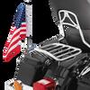 #RFM-RDHB58 on HD Two-up Detach Luggage rack (close up)