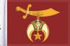 FLG-SHRINE15 Shriners flag 10x15