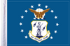 FLG-ARNTGD  Air National Guard 6x9 flag