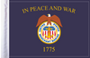 FLG-MERMAR  Merchant Marines 6x9 flag