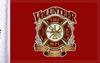 FLG-VFD15 Volunteer Fire Dept flag 10x15