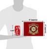 """6""""x9"""" Volunteer Fire Dept (size comparison view)"""