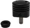 SMK-PSTN-BLK Seat Knob in black powder coated stainless