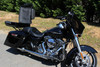 PPI Slim Tour pack with liner on a 2015 Street Glide (tour pack not included)