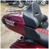 Cruzer TPK (Hard Candy Hot Rod Red) on Harley Street Glide