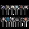 Decorative Pole Topper Options (black)