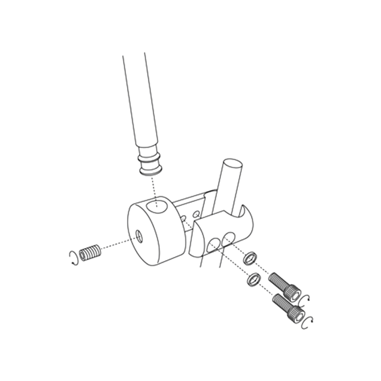 RDSB5 exploded view