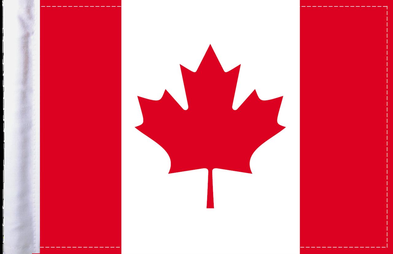 FLG-CAN Canada 6x9 flag