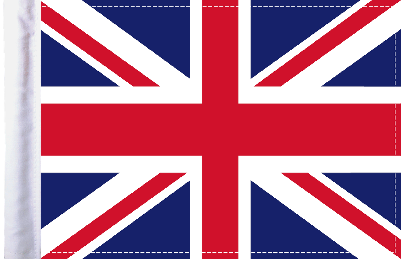 FLG-UJACK Union Jack Flag 6x9