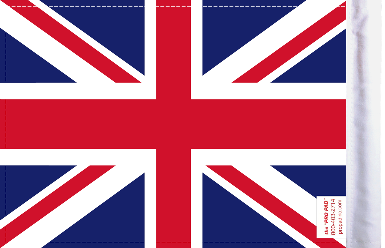 FLG-UJACK Union Jack Flag 6x9 (BACK)