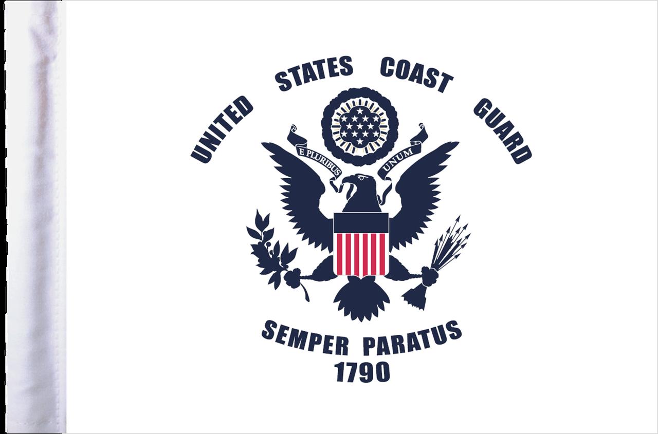 FLG-CGD15  U.S. Coast Guard 10x15 flag