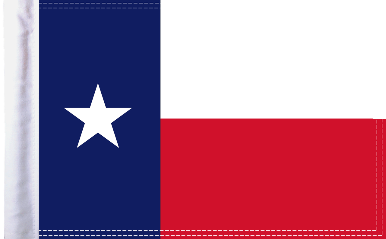 FLG-TEX15 Texas flag 10x15