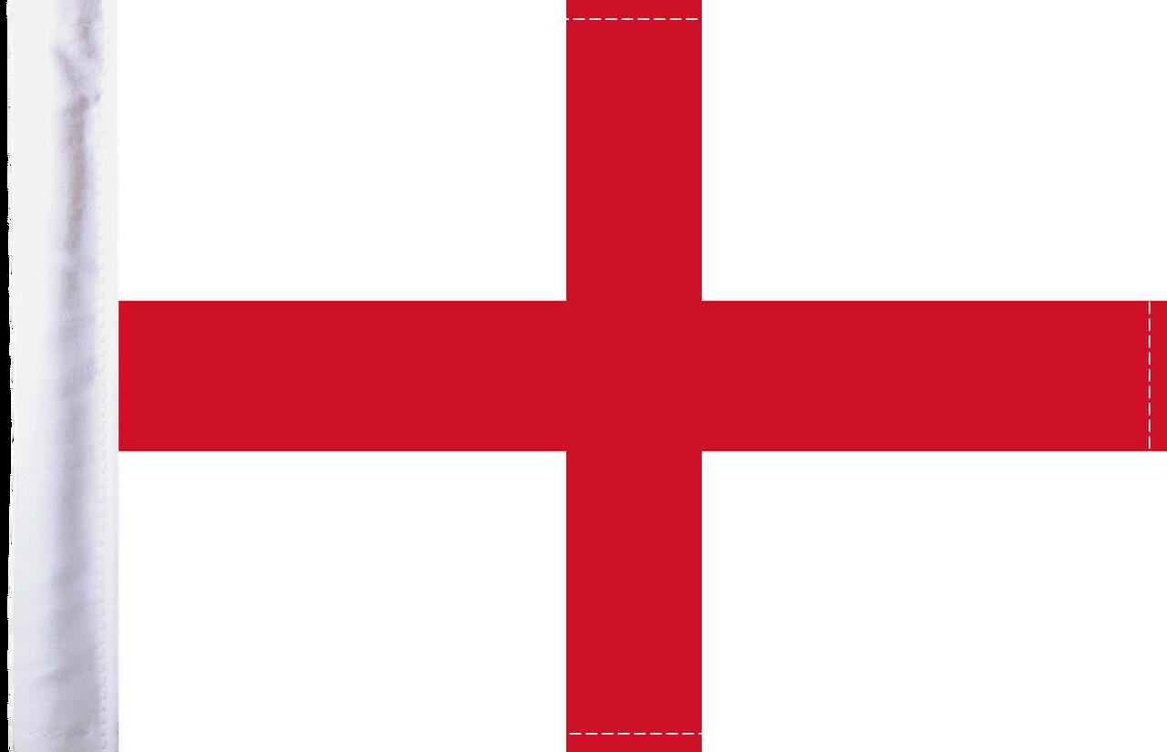 FLG-CSG England's Cross St George Flag 6x9