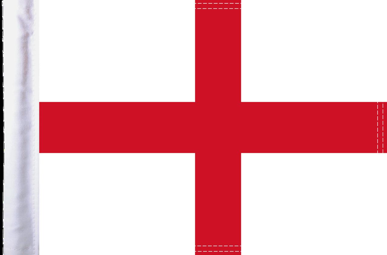 FLG-CSG15 England's Cross St George Flag 10x15