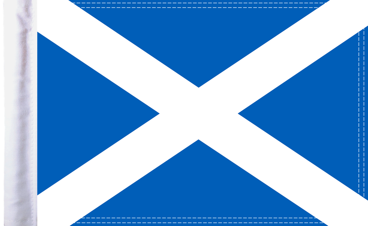 FLG-SCOT15 Scotland flag 10x15