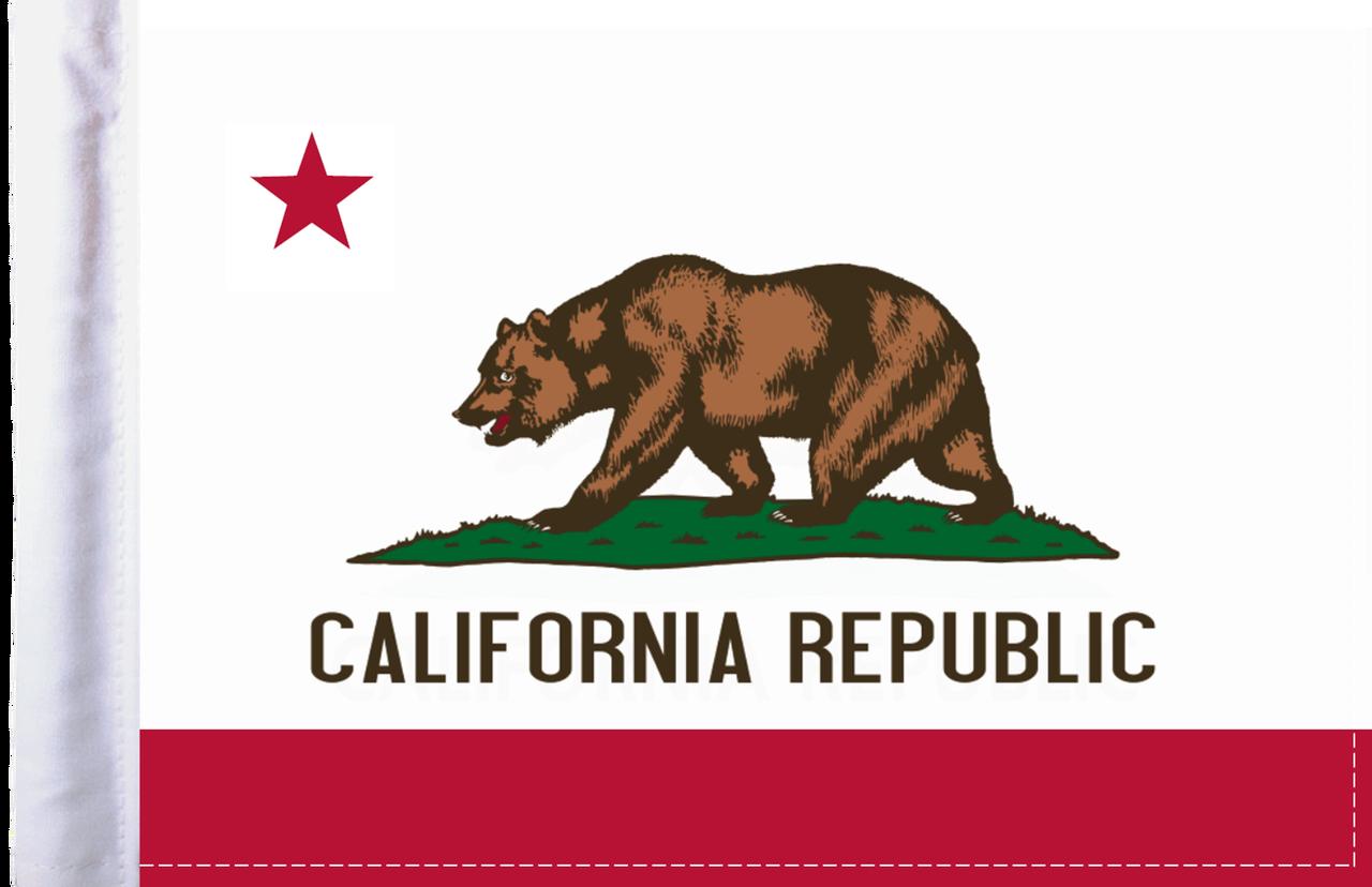 FLG-CAL California Flag 6x9