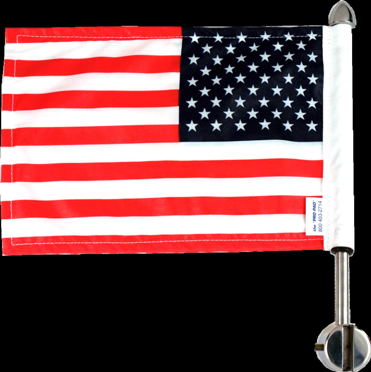 Honda Deluxe Sissy Bar Flag Mount