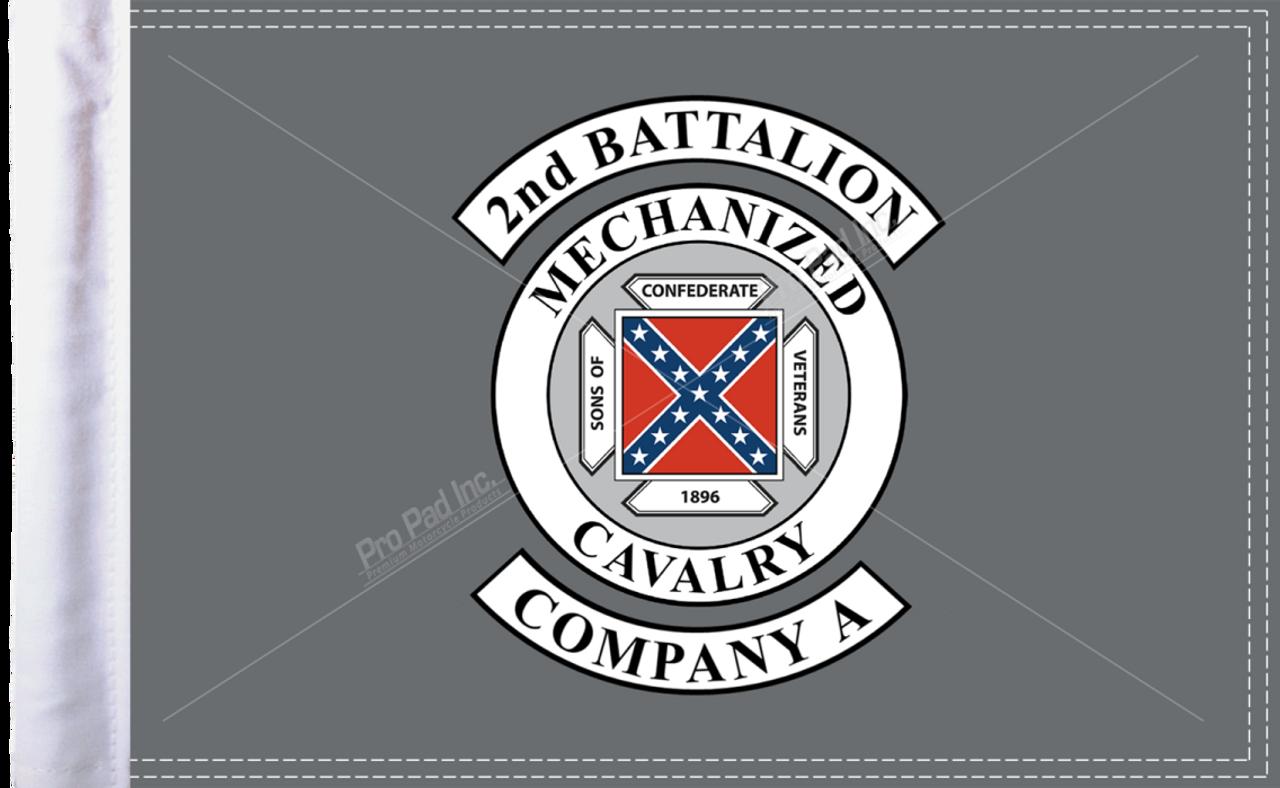 Custom flag example