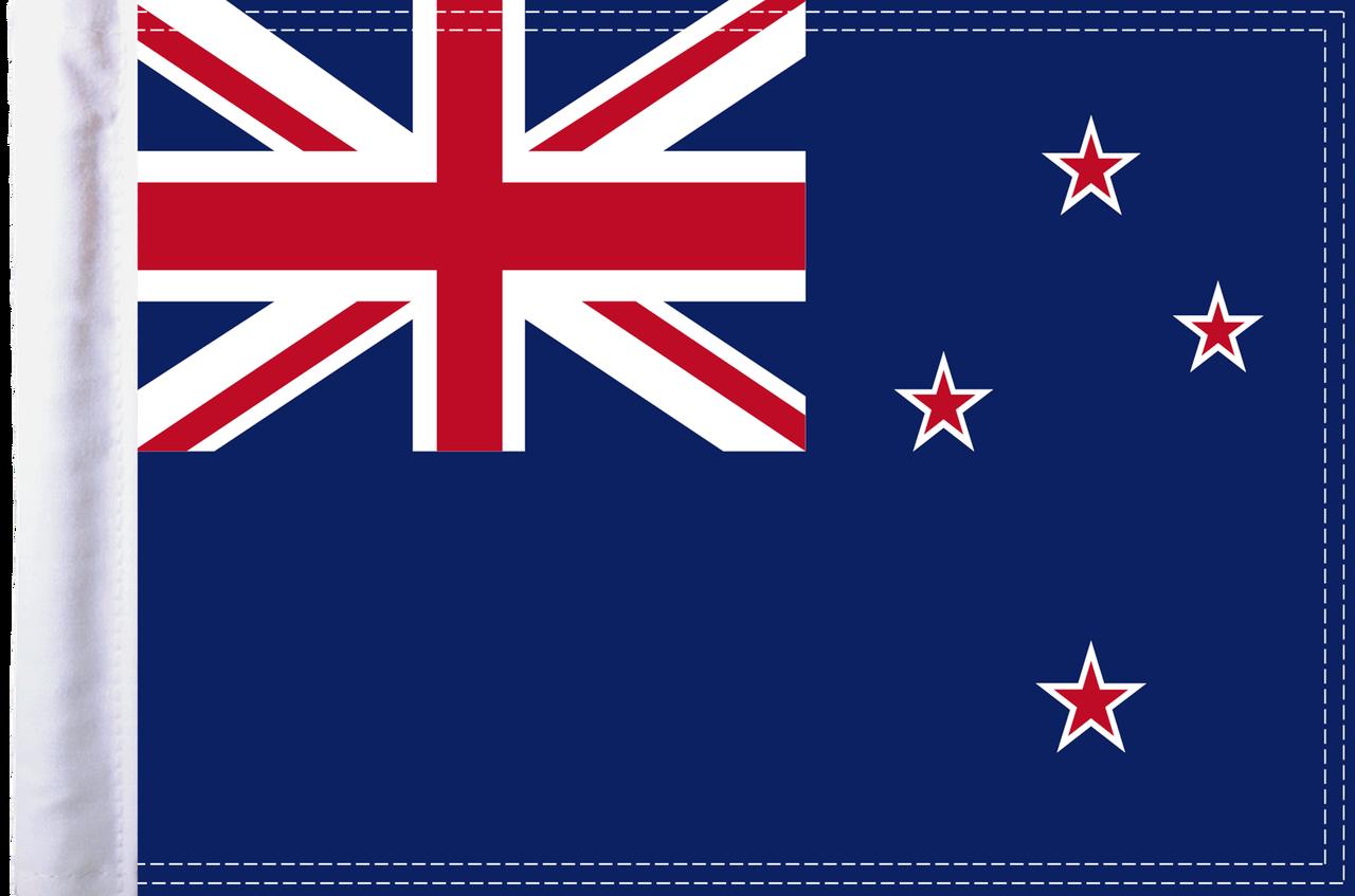 New Zealand Motorcycle Flag