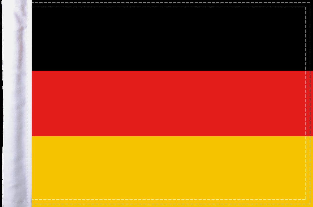 FLG-GERM15 Germany Flag 10x15