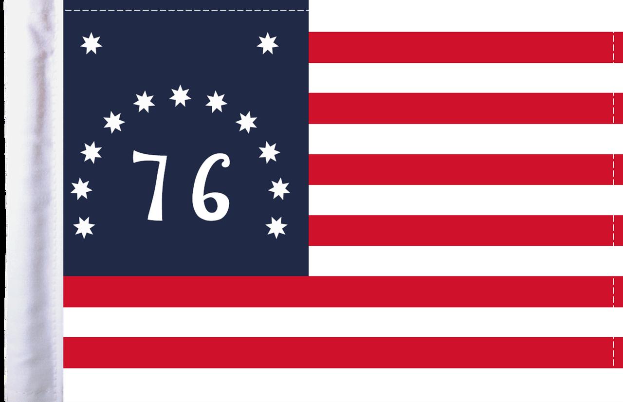 FLG-76BEN U.S. Bennington Flag 6x9