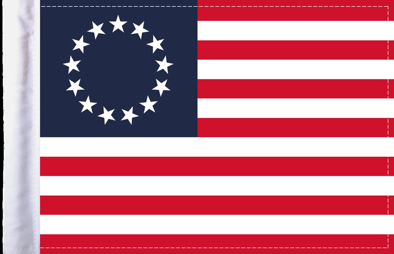 FLG-BROSS Betsy Ross Flag 6x9