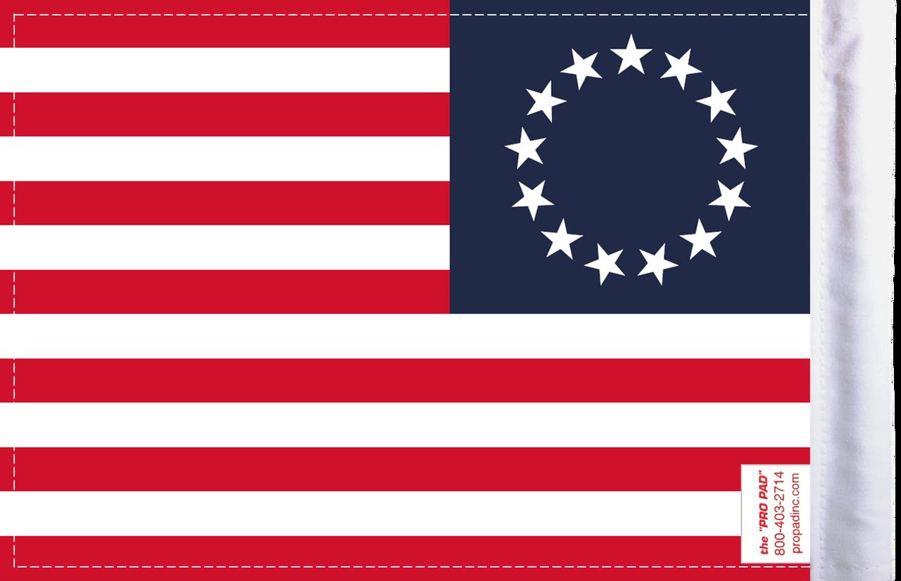 FLG-BROSS Betsy Ross Flag 6x9 (BACK)