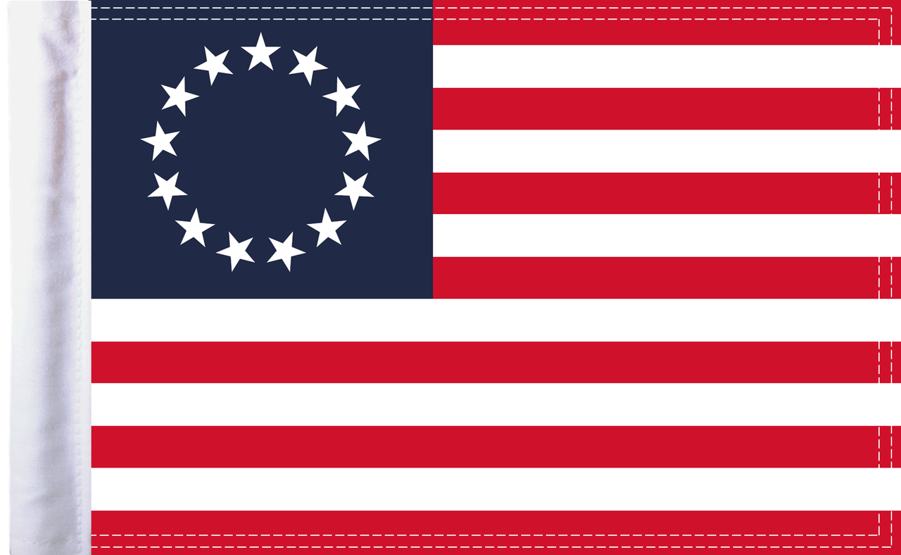 FLG-BROSS15 Betsy Ross 10x15 flag