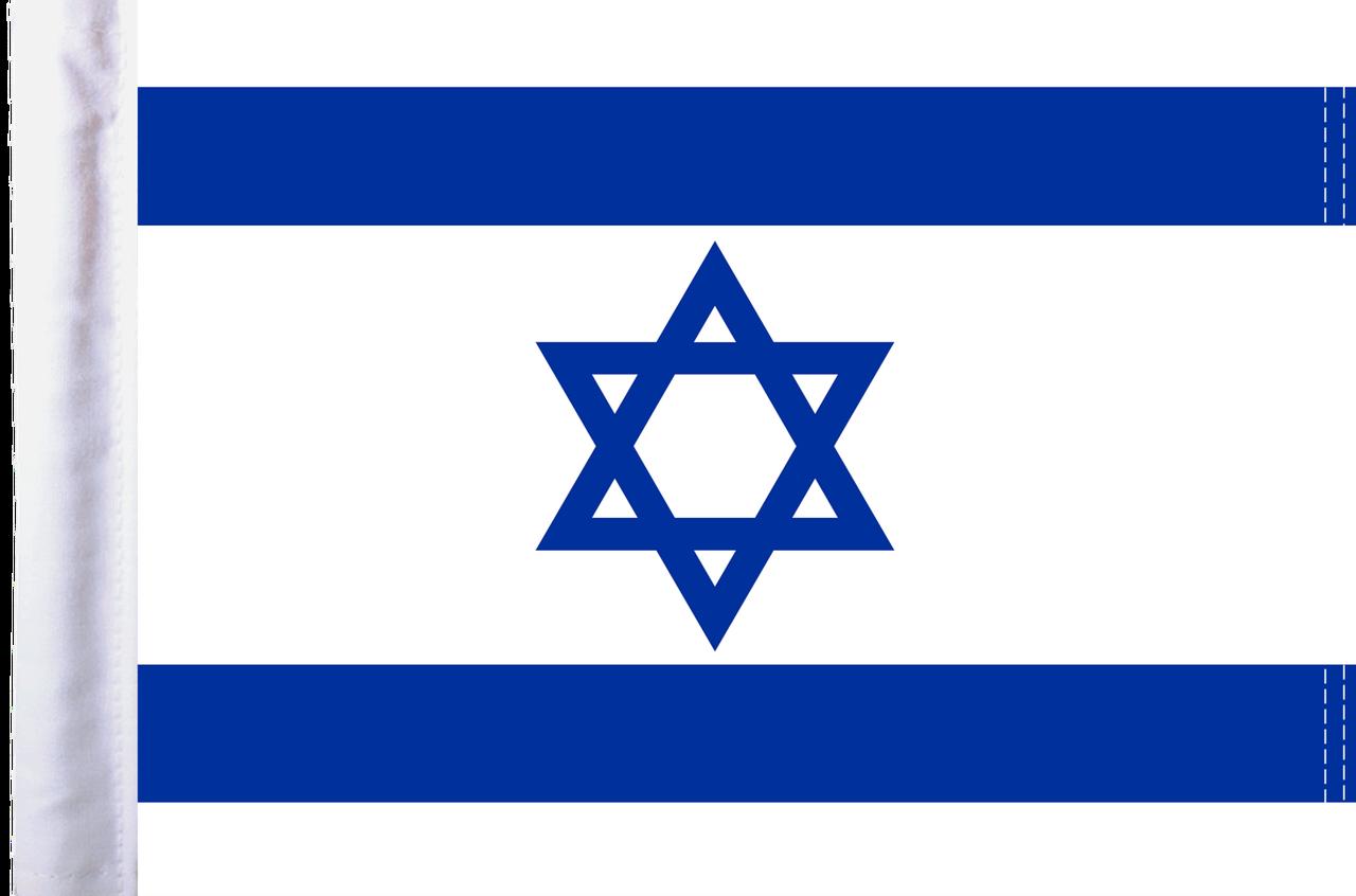 FLG-ISRL Israel flag 10x15