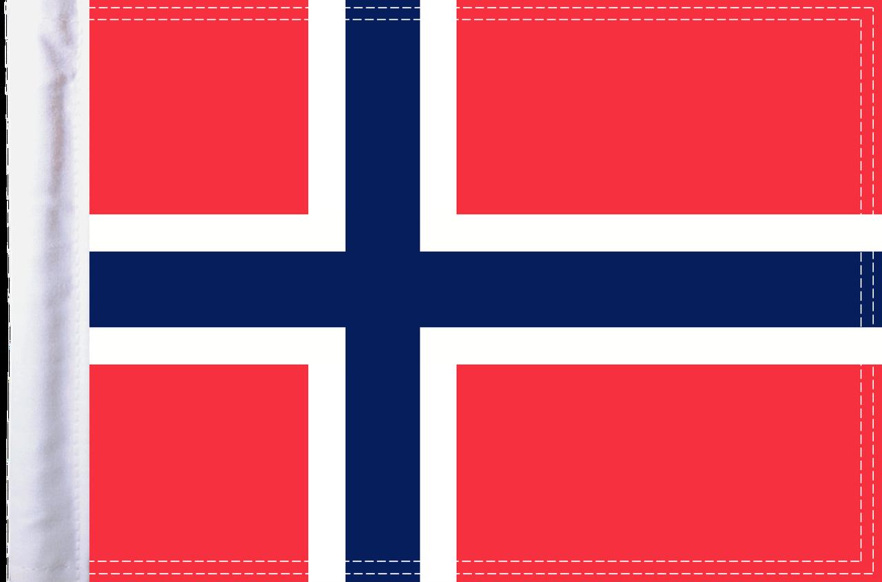 FLG-NRWY15 Norway Flag 10x15