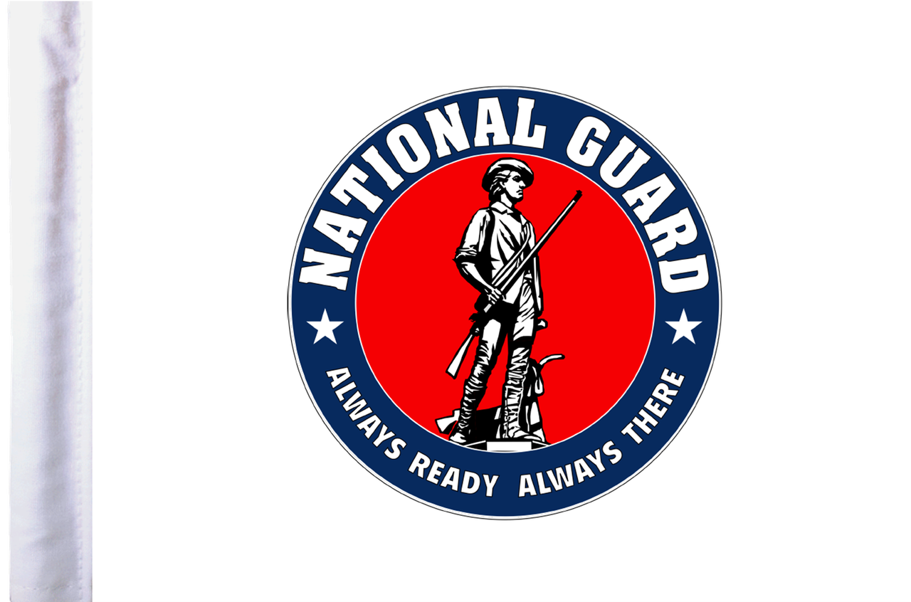 FLT-NATGD15  National Guard 10x15 flag