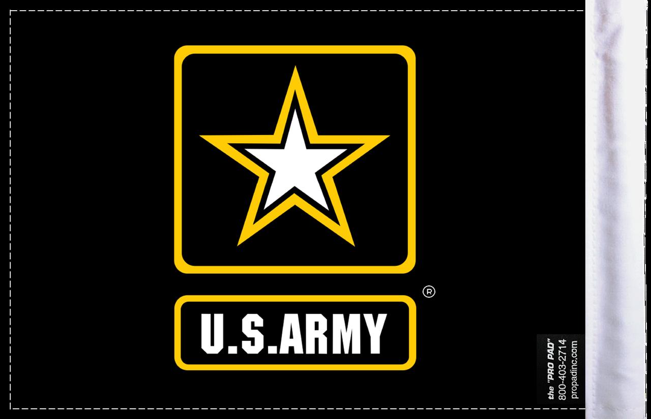 FLG-ARMSTR  U.S. Army Star 6x9 flag (BACK)