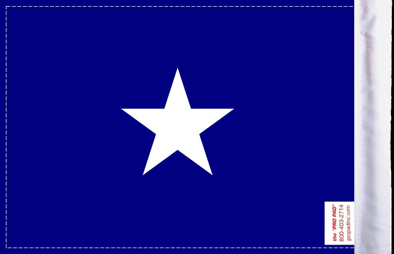 FLG-BONB  Bonnie Blue 6x9 Flag (BACK)