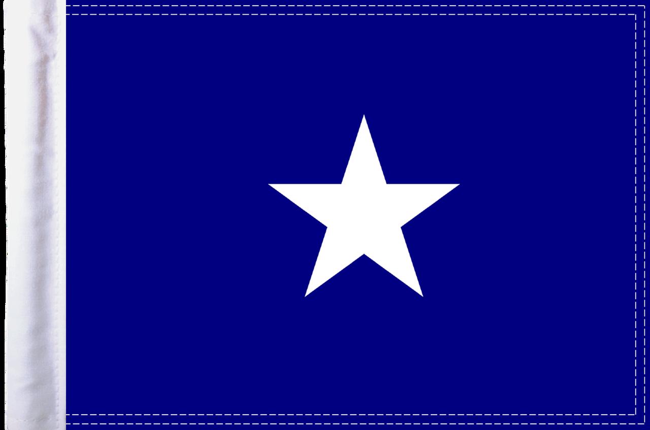 FLG-BONB15  Bonnie Blue 10x15 Flag