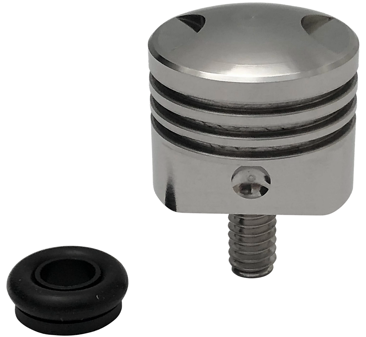 SMK-PSTN-P Seat Knob in Polished Stainless