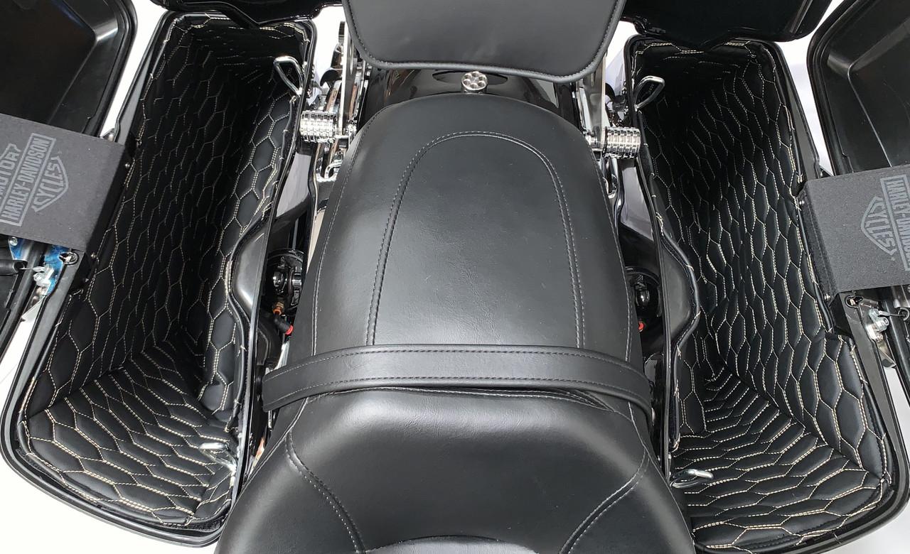Pair of premium saddlebag liners